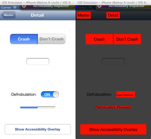 Accessibility Overlay Screenshot